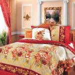 Ткани и размеры постельного белья